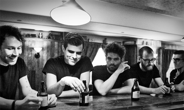 Reuben And The Dark Release Debut Single 'Rolling Stone' Released March 24th 2014 [Listen]