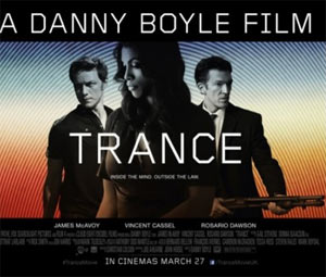 Rick Smith Composes Film Score For 'Trance' Danny Boyle's New Film