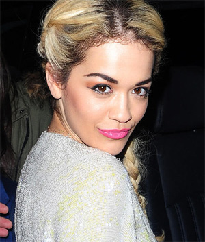Rita Ora Announces New Single 'Radioactive' Out Feb 10th 2013