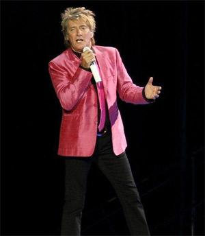 Rod Stewart Announces 'Time Tour' September 2013 Tour