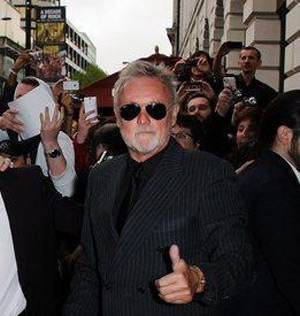 Roger Taylor Announces Brand New Album  'Fun On Earth' To Be Released This October 2013