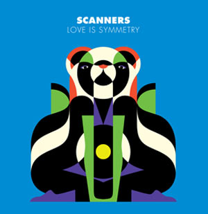 Scanners Announce 'Love Is Symmetry' Album Released 10th June 2013