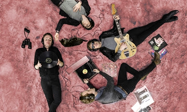 Secret Colours Announce New Album Positive Distractions 5th May 2014 Stream New Track 'It Can't Be Simple' [Listen]