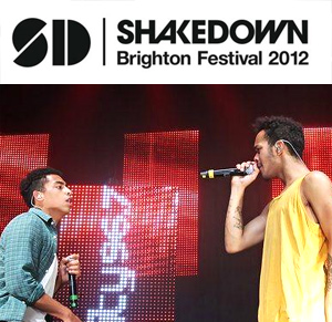 Shakedown 2013  Add Rizzle Kicks, Labrinth, Dj Fresh, Sub Focus & Many More..