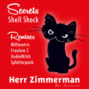 Shell Shock Announces New Single 'Secrets' Out 17 February 2014