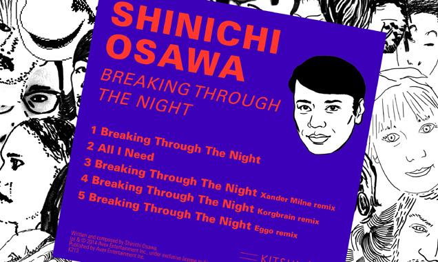 Shinichi Osawa Announces Stream Of Debut Single 'Breaking Through The Night' [Listen]