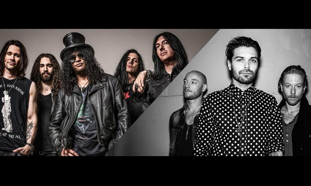 Slash And Biffy Clyro Set To Rock Glasgow With O2 Academy Show On 7th November 2014