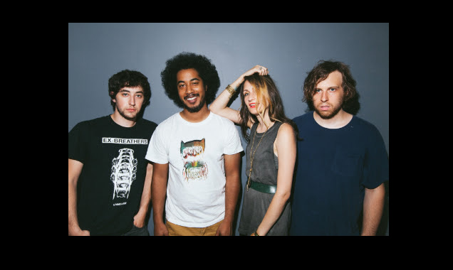 Speedy Ortiz Announce Tour With Ex Hex Plus Stream 'American Horror' And Everything's Bigger [Listen]