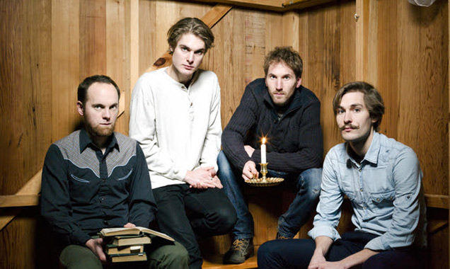 Stornoway Announce August 2014 Portsmouth Show