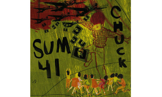 Sum 41'S New Album 'Chuck' Is Out On Vinyl On June 24th 2014