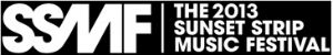 2013 Sunset Strip Music Festival Honouring Joan Jett Just Two Weeks Away On 1-3 August
