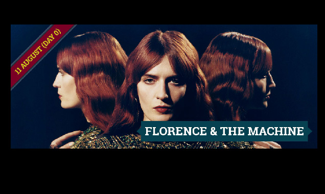 First Acts For Sziget 2015 Announced! Florence And The Machine, Alt-j, Jamie Woon And More