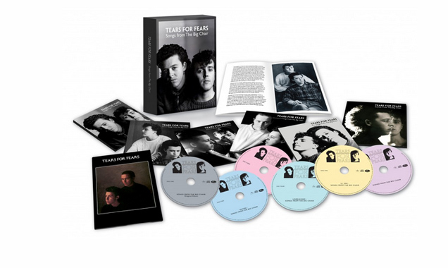 Tears For Fears Announce 'Songs From The Big Chair' A  Six-disc Super Deluxe Edition Box Set