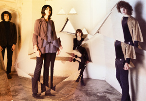 Temples Announce Debut Album 'Sun Structures' And New Single 'Mesmerise' [Listen]