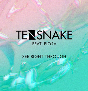 Tensnake Feat. Fiora 'See Right Through', New Single Released 28th July 2013