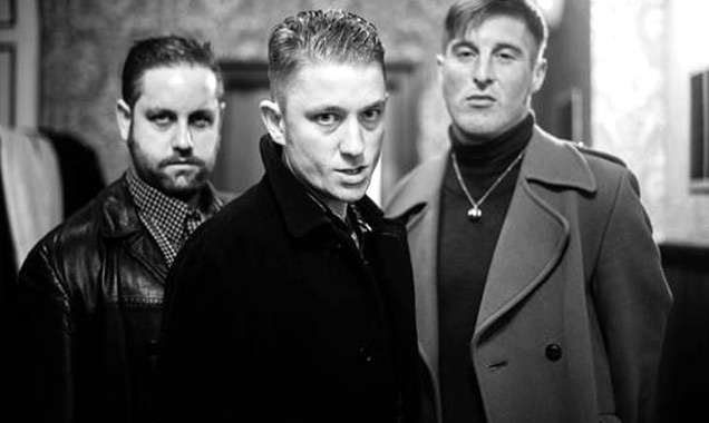The Amazing Snakeheads Announce Their Debut Album 'Amphetamine Ballads' Out 14th April 2014