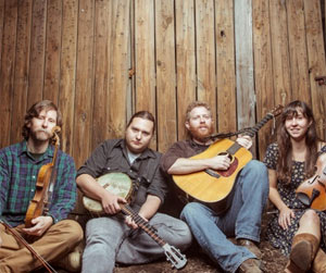 The Black Twig Pickers Announce Uk/Ireland Tour This October 2013