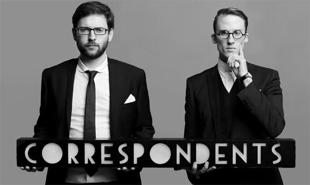 The Correspondents Release Their New Album 'Puppet Loosely Strung'
