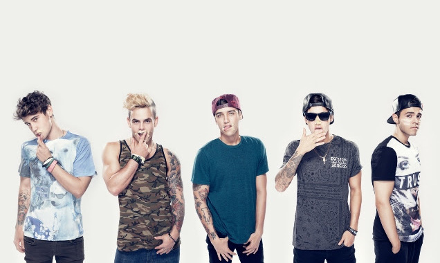 The Janoskians Are Coming With New Song 'That's What She Said' Out In The UK September 9th 2014