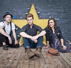 The Lumineers Self-Titled Debut Album Goes Platinum
