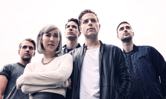 The Naked And Famous Plot Spring 2014 Tour And Announce Festival Dates