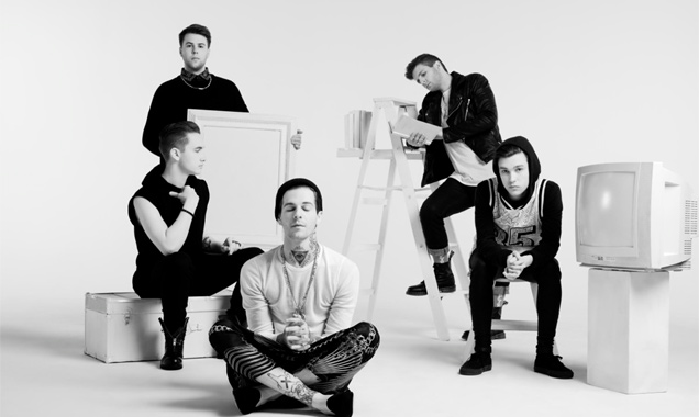 The Neighbourhood Announce Headline UK Tour For October 2014
