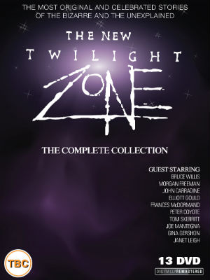 'New Twilight Zone' Swallows Up Bruce Willis, Morgan Freeman, Stephen King And Wes Craven In Boxset Out April 29th 2013