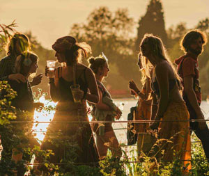 The Secret Garden Party - First Line-up Announced And What's New For 2013
