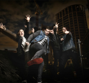 The Smoking Hearts Announce New Album 'Victory!' Out 25th March 2013
