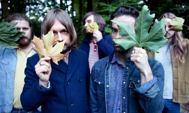 The Travelling Band Announce New Album 'The Big Defreeze' Out In The Uk 25th August 2014