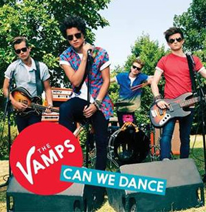 Can We Dance, The Vamps Debut Single Will Be Released On 29th September 2013