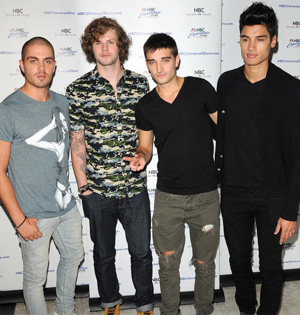 The Wanted Announce New Album 'Word Of Mouth' Released  September 16th 2013