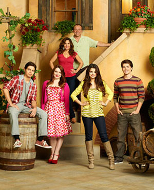 The Russo Family Reunites In 'The Wizards Return: Alex Vs Alex,' Premiering March 15 2013 On Disney Channel