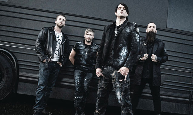 Three Days Grace Annouces More US Spring 2014 Tour Dates