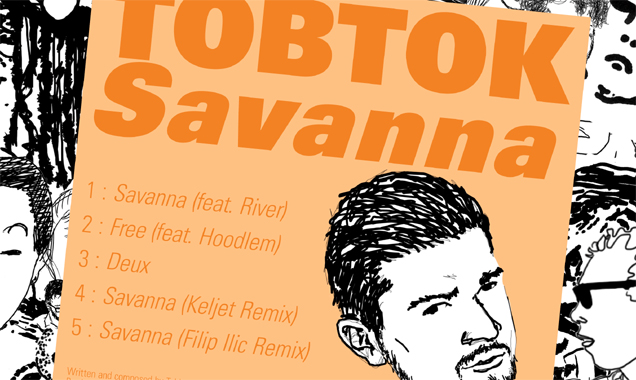 Tobtok Releases Stream Of  'Savanna' Feat River [Listen]