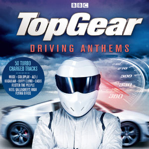 Sony Music Announce 'Bbc Top Gear Driving Anthems' Released November 18th 2013
