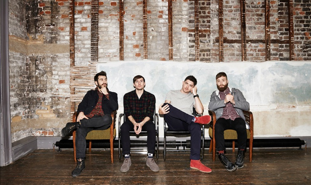 Twin Atlantic Hit The Road With 11 Autumn UK Dates Plus New Album 'Great Divide' Out August 18th 2014