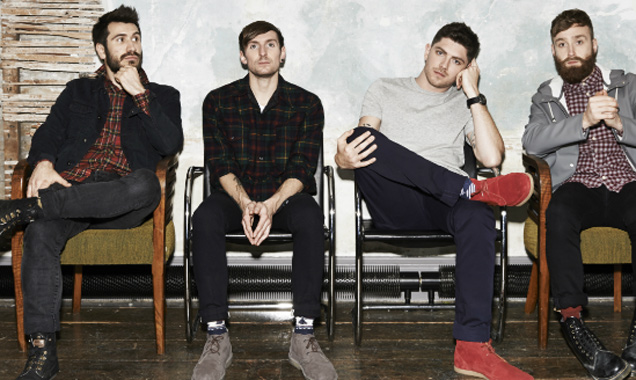Twin Atlantic Announce New Single 'Heart And Soul' Out In The UK On 25th May 2014 New Album Due This Summer