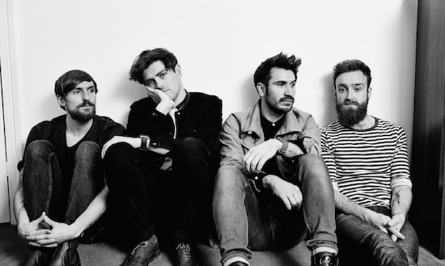 Twin Atlantic Announce Spring 2015 UK Shows