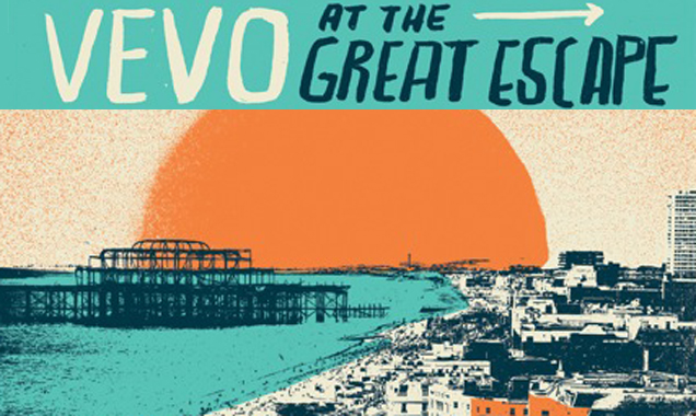 Joel Compass, Gorgon City, Kiesza And Many More To Play The 'Vevo Garden' At The Great Escape 2014