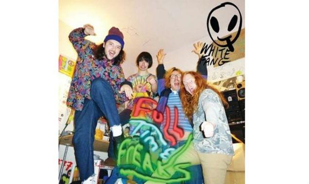 White Fang Release Album 'Full Time Freaks' In The UK On April 28th 2014