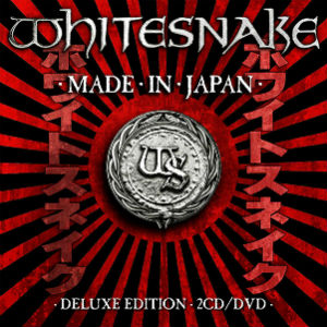 Whitesnake Announce 'Made In Japan' Live Album, Dvd And Blu-ray Out April 22nd 2013