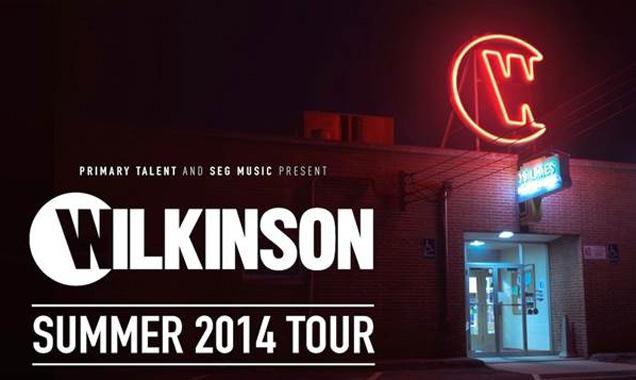 Wilkinson Streams New Track 'Dirty Love' Ft Talay Riley [Listen]