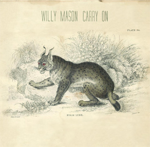 Willy Mason announces New Album 'Carry On' Released August 20th 2013