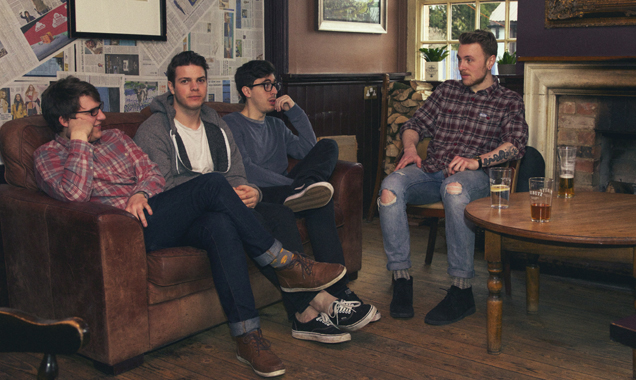 Yearbook Stream 'Old Bones' Ep In Celebration Of It's Release And Announce Free London Show On March 7th 2014 [Listen]