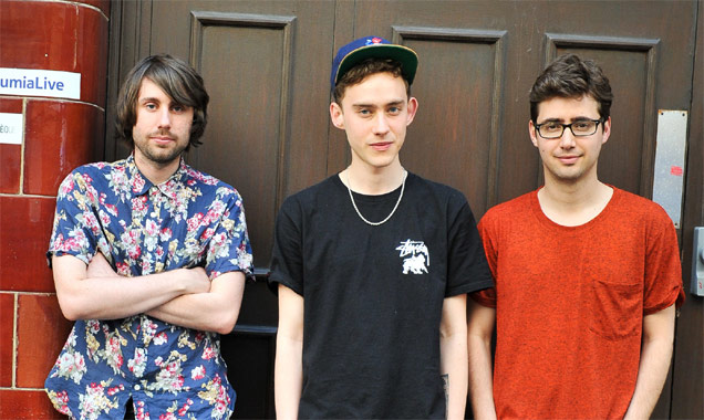 Years & Years Live In Aldwych Underground Station [Pictures]