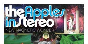 Apples in Stereo New Magnetic Wonder Album