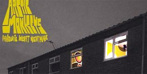 Arctic Monkeys Favourite Worst Nightmare Album