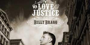 Billy Bragg Mr Love and Justice Album