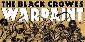 The Black Crowes Warpaint Album